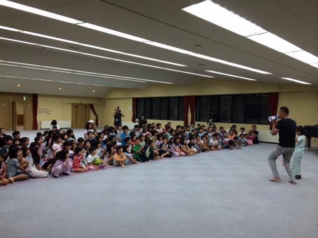 キャンプ二日目・かくし芸大会3