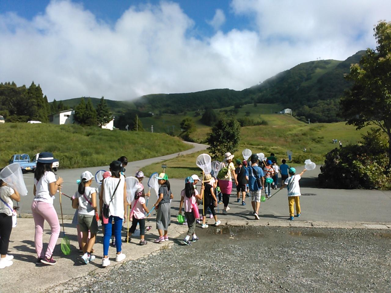キャンプ二日目・山遊び2