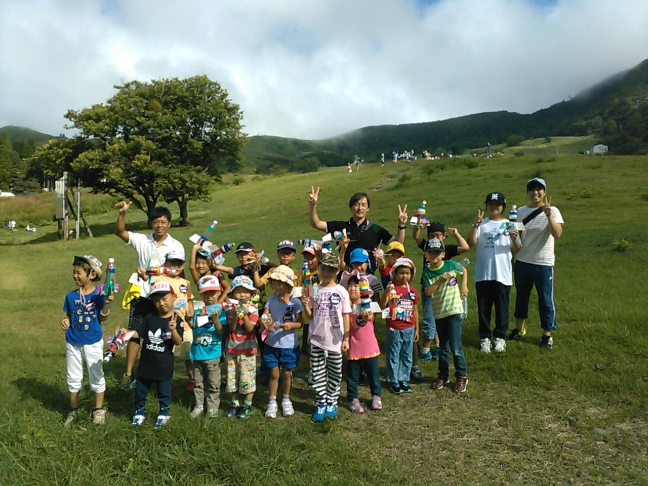 キャンプ二日目・山遊び6