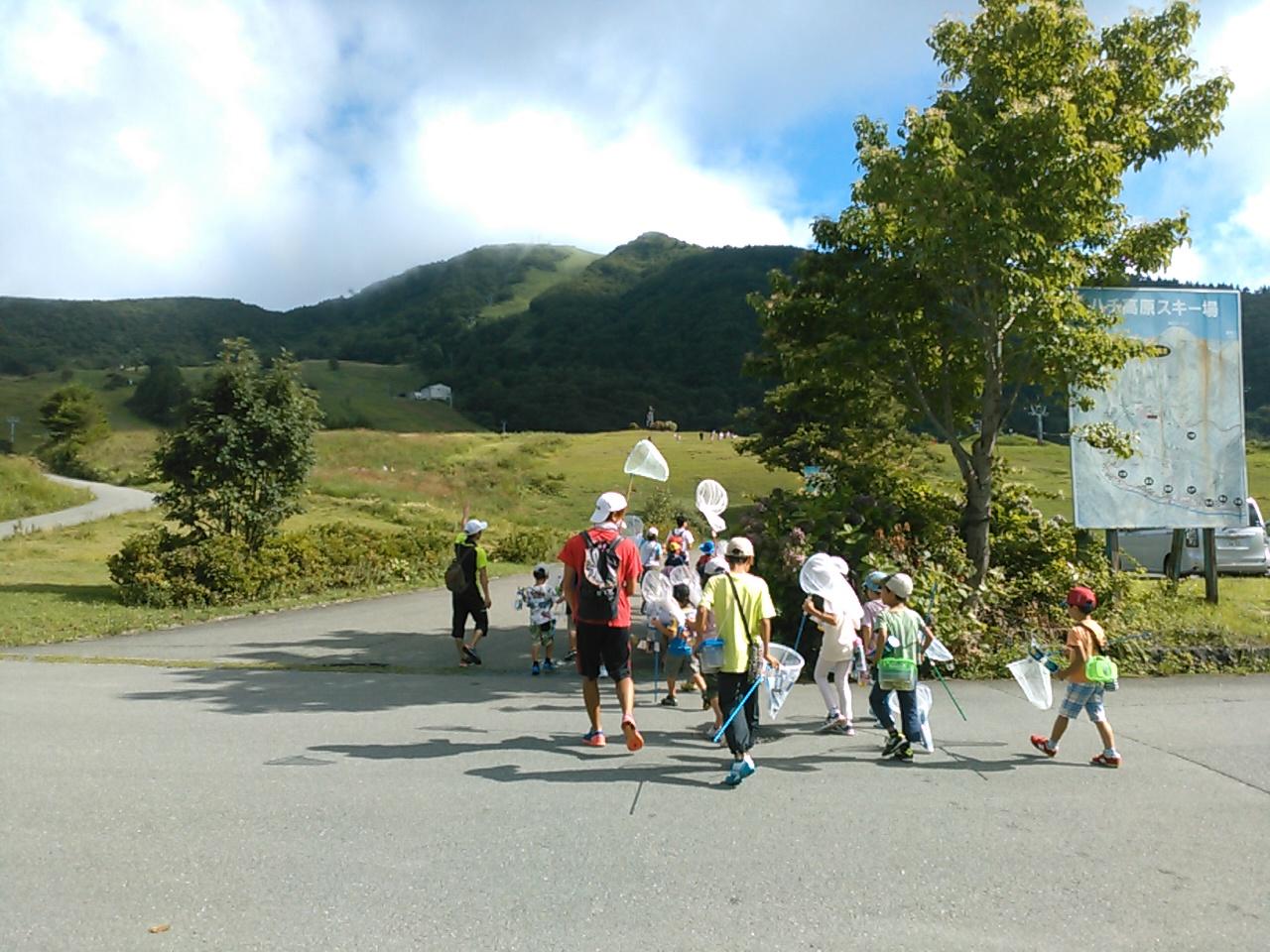 キャンプ二日目・山遊び3