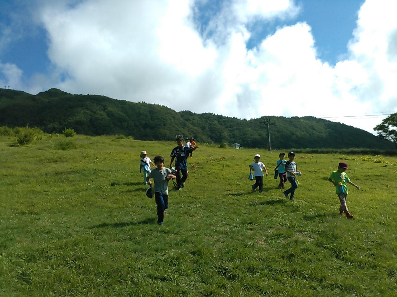 キャンプ二日目・山遊び5