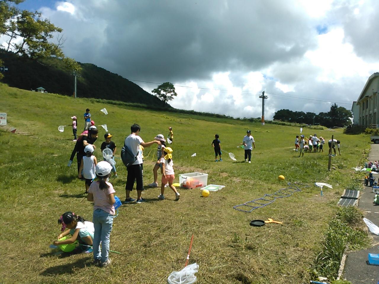 キャンプ二日目・山遊び9