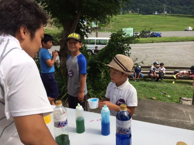 キャンプ三日目・山遊び8
