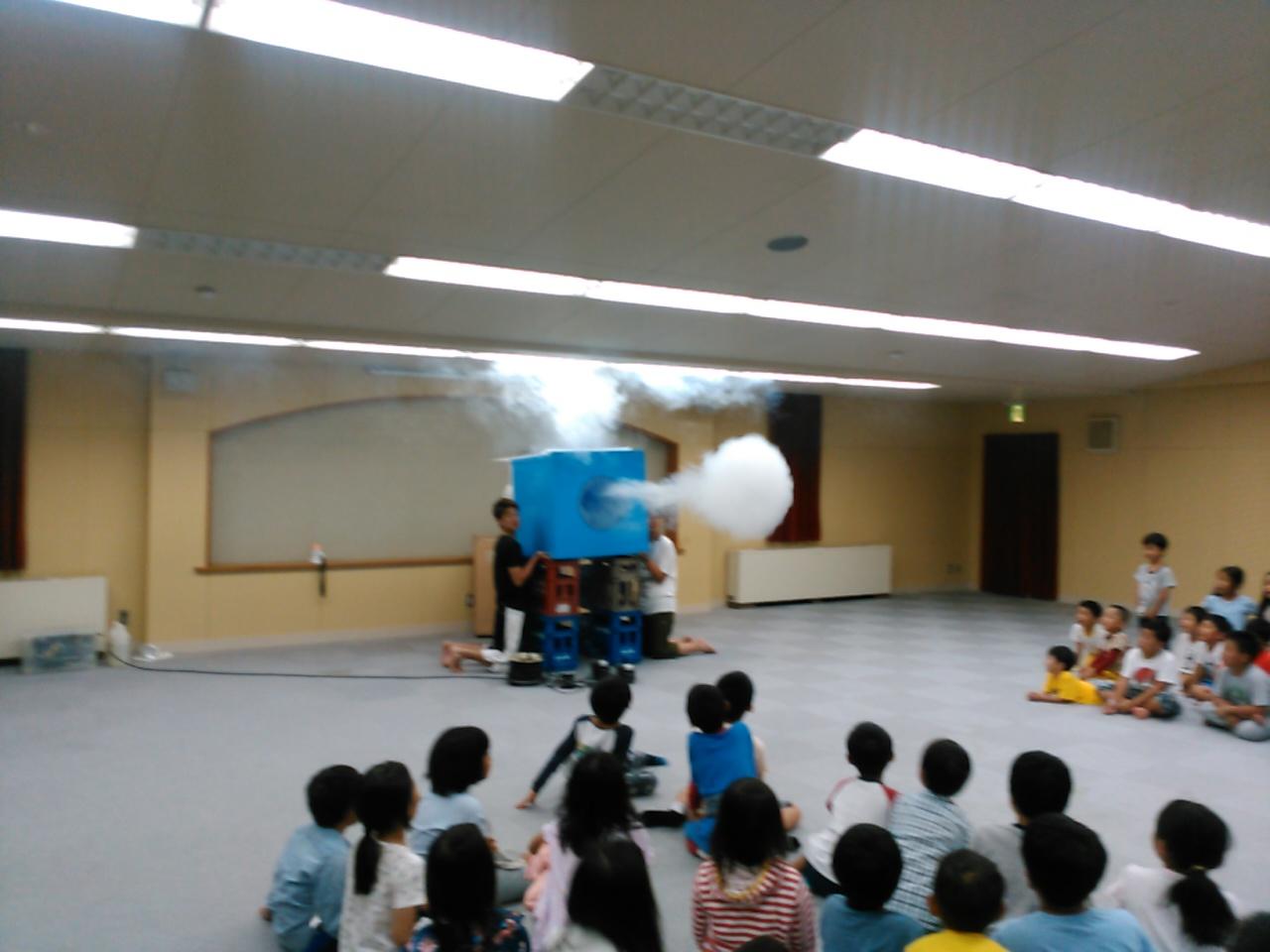 サマーキャンプ2日目・お楽しみ会1