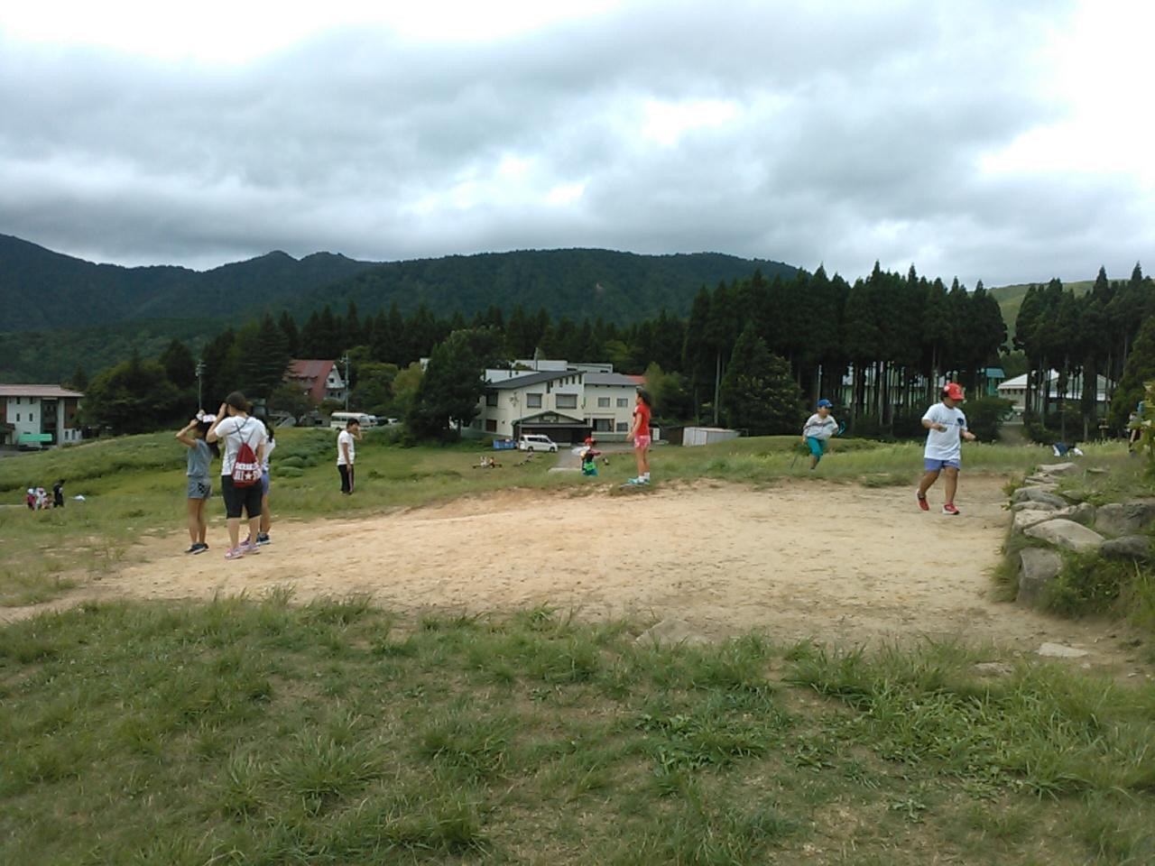 サマーキャンプ3日目・午前5