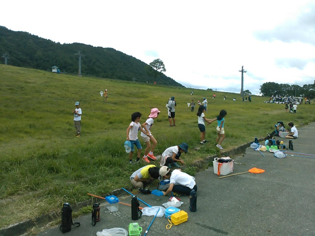 サマーキャンプ3日目・午前10